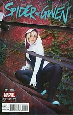 Spider-Gwen Vol 2 #1 Cosplay Variant Cover (Marvel, 2015) New