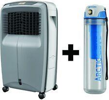 Portable Evaporative Cooler, 500 CFM 3-Speed Cordless 4-V 16 oz Personal Mister