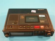 SONY TCD-D10 Digital Audio Tape - for Repair - Worlwide Free Shipping - (#1)