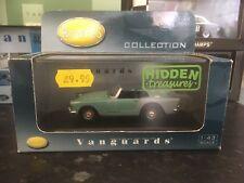 Vanguards Sunbeam Alpine Seacrest Green 1/43 MIB Hidden Treasures