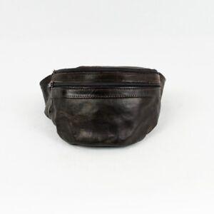 LEDER BAUCHTASCHE NUHA Echtleder Bauchgürteltasche Hüfttasche Bumbag handmade