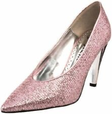 J Renee Pastel pink Glitzy Classic Pump size 7.5 M