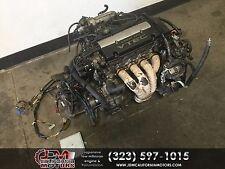JDM HONDA PRELUDE BB6 H22A VTEC MOTOR 5SPD TRANSMISSION ECU SHIFTER CABLES