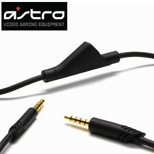 New Astro A40 TR Inline Mute Switch Aux Cable for Astro Gaming a40 Headset TR