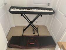 YAMAHA P95B Portable Digital Piano Electronic Keyboard 88 Keys with Stand & bag