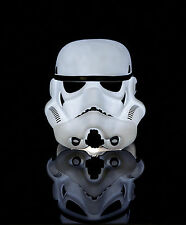 Star Wars Storm Trooper Helmet Shaped Light - Bedside Lamp - Mood Light USED