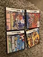 Nintendo DS Game Case And Manual Lot