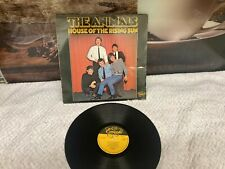 the animals house of the rising sun lp ex condition made in holland