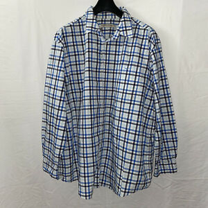 RM Williams Mens Long Sleeve Button Up