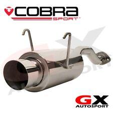 HN13 Cobra Sport Honda Civic Type R EP3 00-06 Rear Exhaust Backbox Round Tailpip
