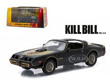 1979 PONTIAC FIREBIRD TRANS AM KILL BILL VOL 2 (2004) 1/43 GREENLIGHT 86452