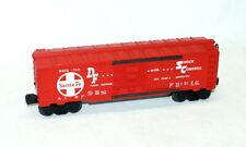 Postwar Lionel 6464-700 Santa Fe Boxcar~Nice Original!