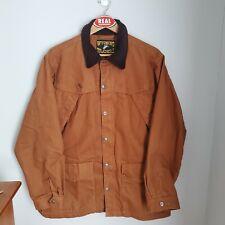 Wyoming Traders Canvas Jacket Men's Large Brown
