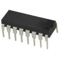 MOTOROLA MC74F163AN 16-Pin Dip Counter Up IC New Lot Quantity-50