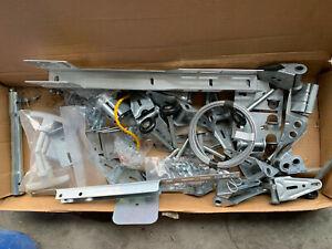 Lot of new Overhead Door Parts, Rollers, Brackets, Hardware, Etc