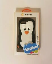 Kazoo Penguin Case for 5th Generation iPod Touch Cute Accessory New Free Ship