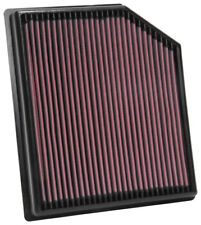 K&N 33-5077 High Flow Air Filter for Jeep Grand Cherokee 6.2L V8 2018-19