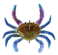 Fish Candy Smash Crab. Blue Swimmer. Ultra realistic lure. 100mm