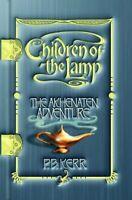 (Good)-The Akhenaten Adventure (Children of the Lamp) (Hardcover)-P.B. Kerr-0439