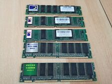 Memory SDRAM PC133 128 MB lot of (5x128mb)