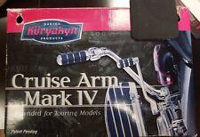 Kuryakyn Cruise Arm Mark IV-FLT-LONG, OEM 7845 Harley Davidson