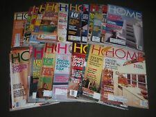 1990-1992 HOME MAGAZINE LOT OF 23 - REMODELING & DECORATING - PHOTOS - PB 291
