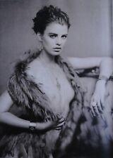 Marc Lagrange Original XXML Photo Print 50x70cm Bettina O!! 2010 Nude Woman B&W
