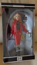 Barbie Ferrari Poupée Collection Edition Mattel