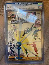 Justice League of America #12 (Jun 1962, DC) CGC 6.0