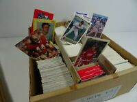 Large Collection of MLB NHL & NFL USA Trading Cards Swell Pro Set Upper Deck Don