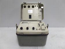 Ird Mechanalaysis Model 820 Vibrationspike Energy Analyzer With 544 Sensor As Is