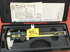 "100% Authentic Mitutoyo 500-196-20/30 150mm/6"" Absolute Digital Digimatic Vernie"