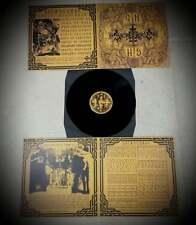 SACROCURSE - Gnostic Holocaust Gatefold LP