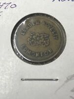 Vintage Edmonton Leaders Novelty  Trade Coin Trade Token  P7
