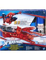 Spiderman Marvel 2 in 1 Super Web Slinger Blaster With Glove