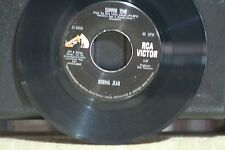 NORMA JEAN 45 RPM RECORD