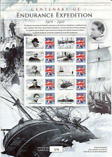 BC-447 - Centenary of the Endurance Expedition Smilers Stamp Sheet