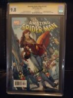 AMAZING SPIDER-MAN #492 or v2 #51 CGC-SS 9.8 SIGNED J. Scott Campbell L@@K