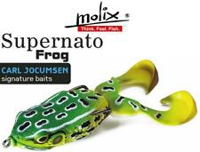 Molix Supernato Frog Topwater Lure (Choose Color)