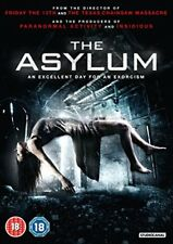 The Asylum [DVD] [2015] [DVD][Region 2]