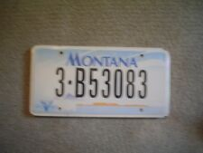 MONTANA BIGSKY LB      LICENSE PLATE    BUY ALL STATES HERE