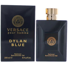 VERSACE Pour Homme Dylan Blue Perfumed Bath & Shower Gel 250ml 8.4oz *NEW IN BOX