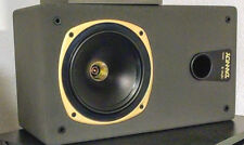 Tannoy NFM-8 Dual Concentric Studio Monitors Rare includes Biamp XA100 amp