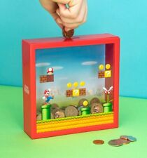 Official Nintendo Super Mario Scene Money Box