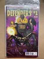 Marvel Comics Defenders 1-3 + Variant Bundle Lot Bendis Marquez Ponsor