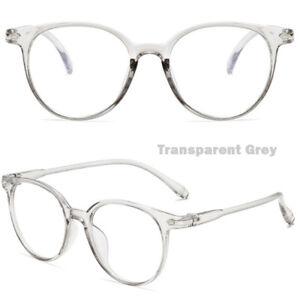 Computer Anti Fatigue Blue Light Blocking Filter Eyeglasses Frame Gaming Glasses