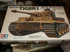 TAMIYA German Tiger I Mid Production 1/35