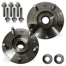 For Vauxhall Opel Zafira Tourer 1.4 Turbo 2011- 2x Front Hub Wheel Bearing Kit