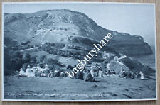 Postcard: The Happy Valley And Great Orme, Llandudno. Judges Ltd. Not Posted.