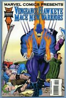 Marvel Comics Presents #161 (1994) New Warriors, Vengeance, Hawkeye